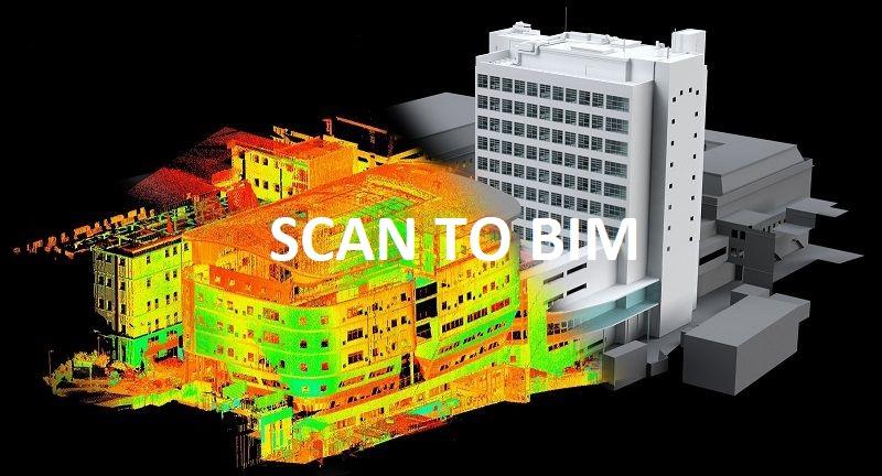 Dal rilievo alla modellazione BIM – Scan to BIM